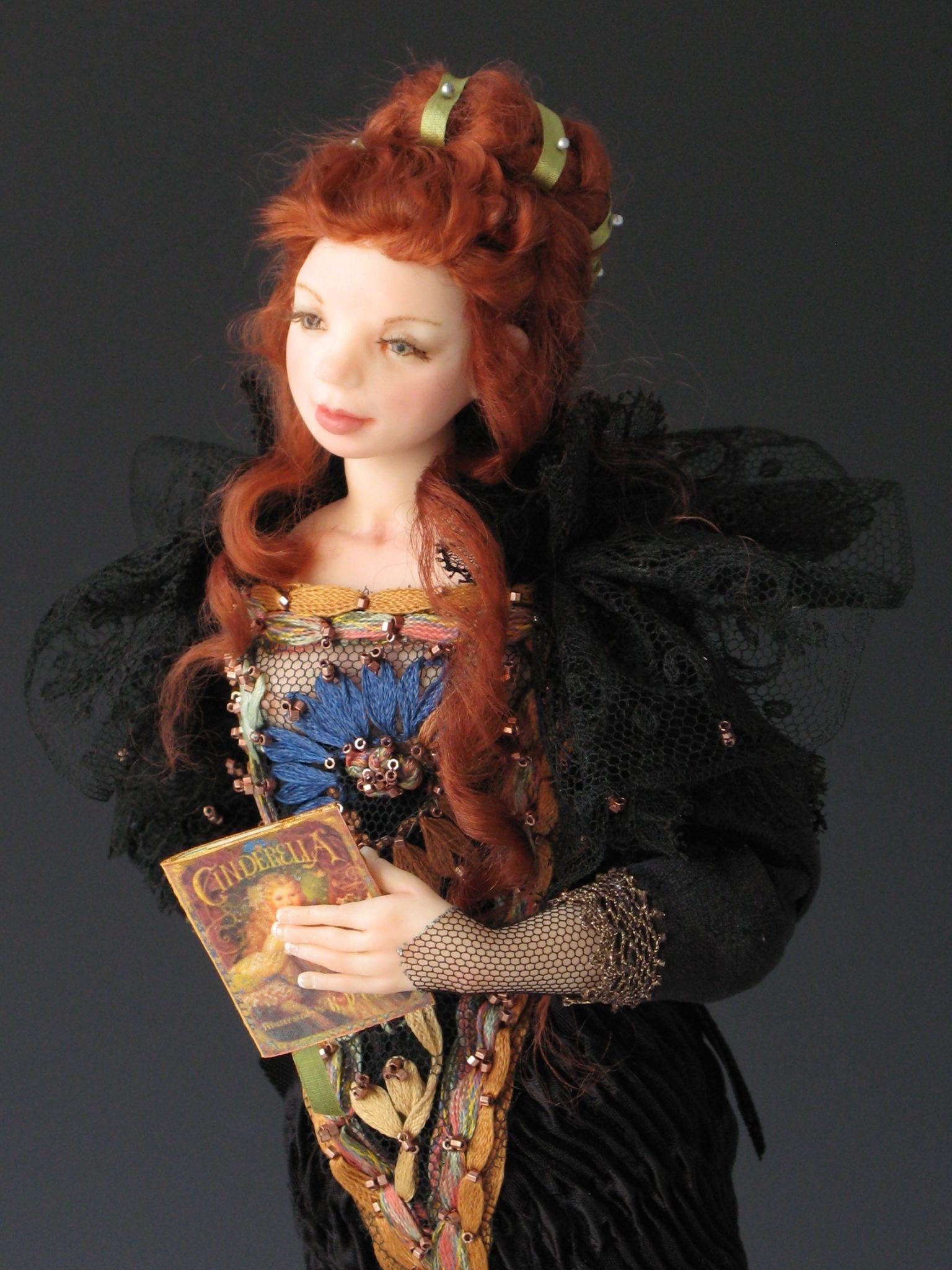 "Aurelia ""Cinderella's Cousin"""