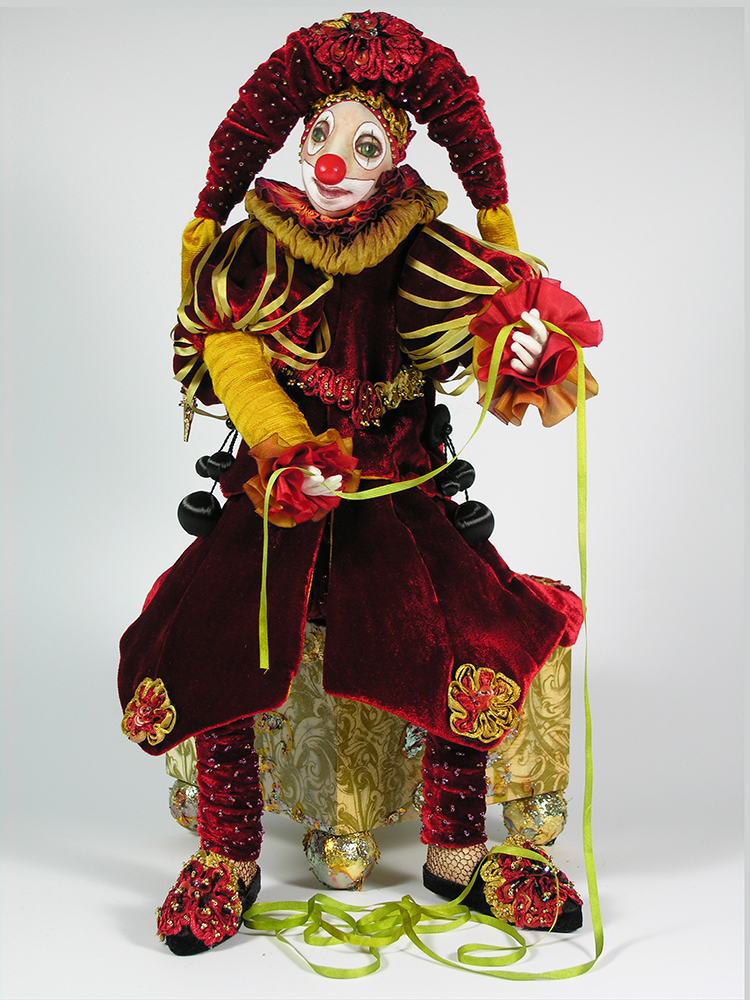 "Giocolino ""Royal Clown"" - SOLD"