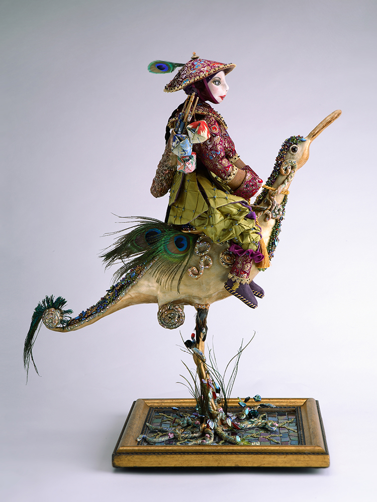 "Ming ""Origami Gypsy"" - SOLD"